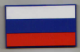 Russia Country Flag Soft PVC Fridge Magnet.